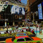 56_Taxis_TimesSquareStylized